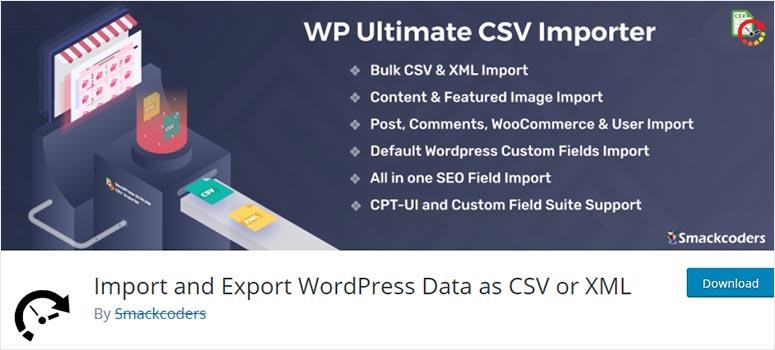 Ultimate CSV Importer