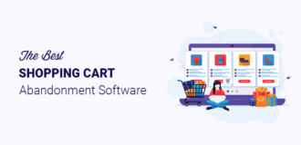 Best Shopping Cart Abandonment Software