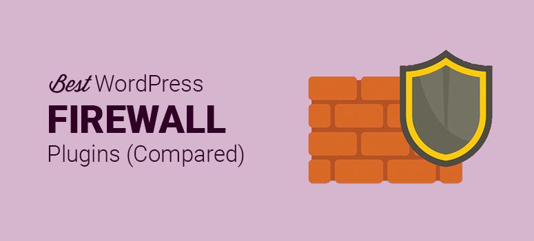 Best Firewall Plugins for WordPress