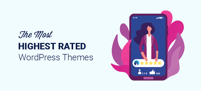 Highest Rated WordPress Themes