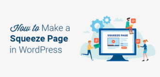 How to Make a High-Converting Squeeze Page in WordPress