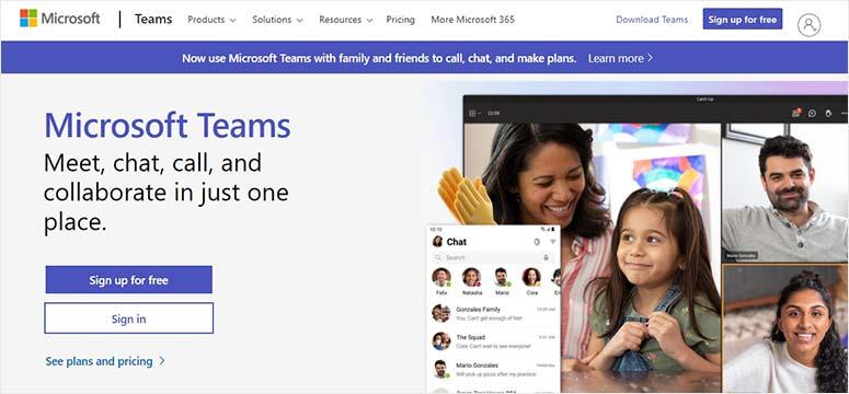 تیم های مایکروسافت