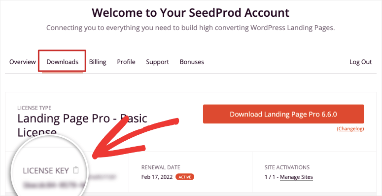 seedprod license and download