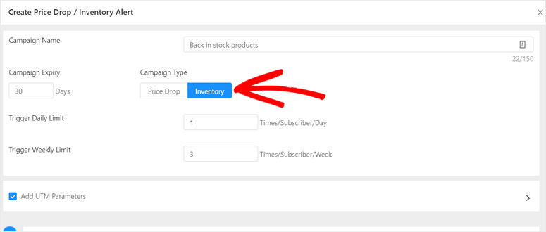back-in-stock-notification-settings