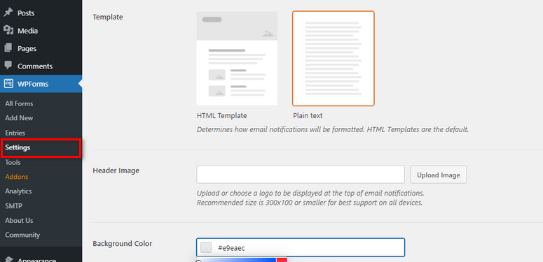 ایمیل-اطلاع رسانی-سفارشی سازی