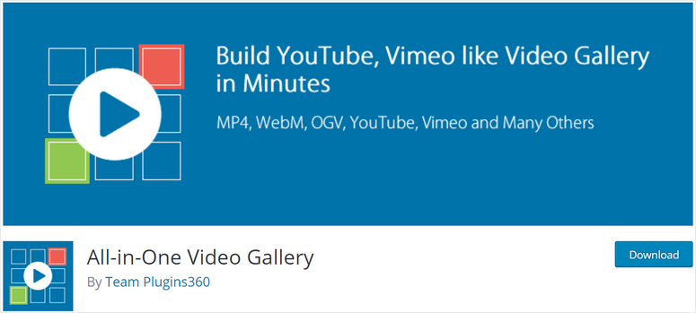 all-in-one-video-gallery