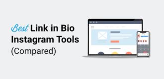 best instagram link in bio tools