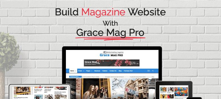 grace mag pro theme