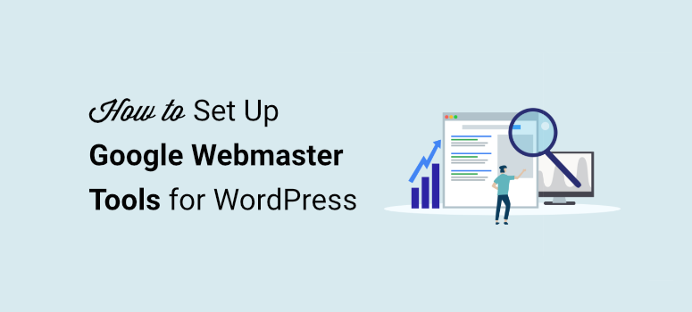 how to set up google webmaster tools for wordpress