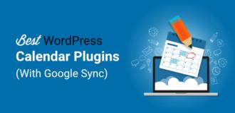 best calendar plugins for wordpress