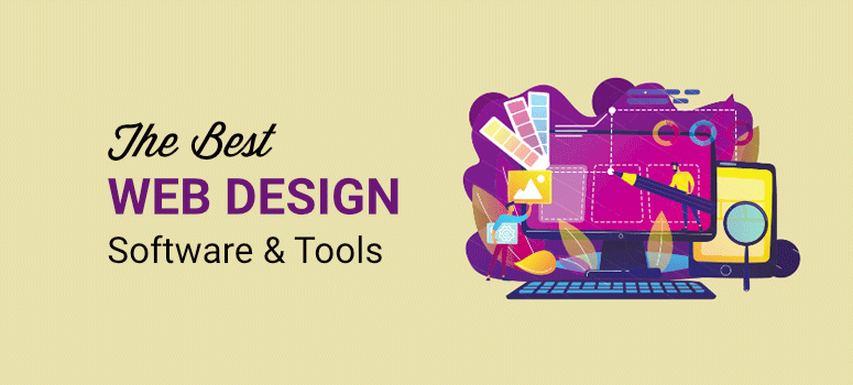 The best website design software and tools