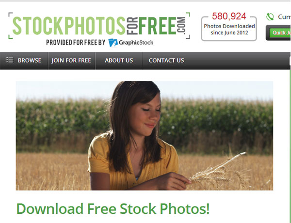 Stock Photos for Free Image