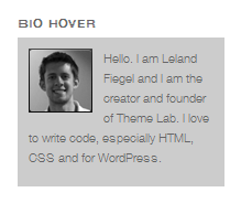 How To Make A Bio Dropdown Box With CSS - IsItWP