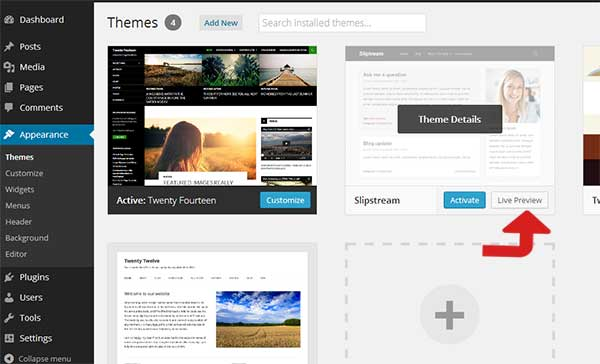 How to Preview Your WordPress Theme Before It Goes Live