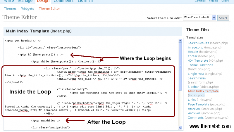 The ultimate guide to the wordpress loop isitwp wordpress loop breakdown maxwellsz