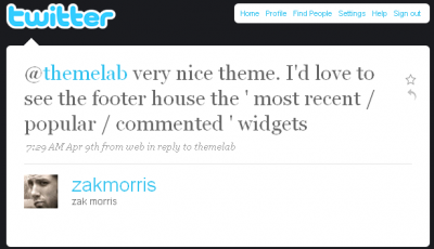 Add a Widgetized Footer to Your WordPress Theme